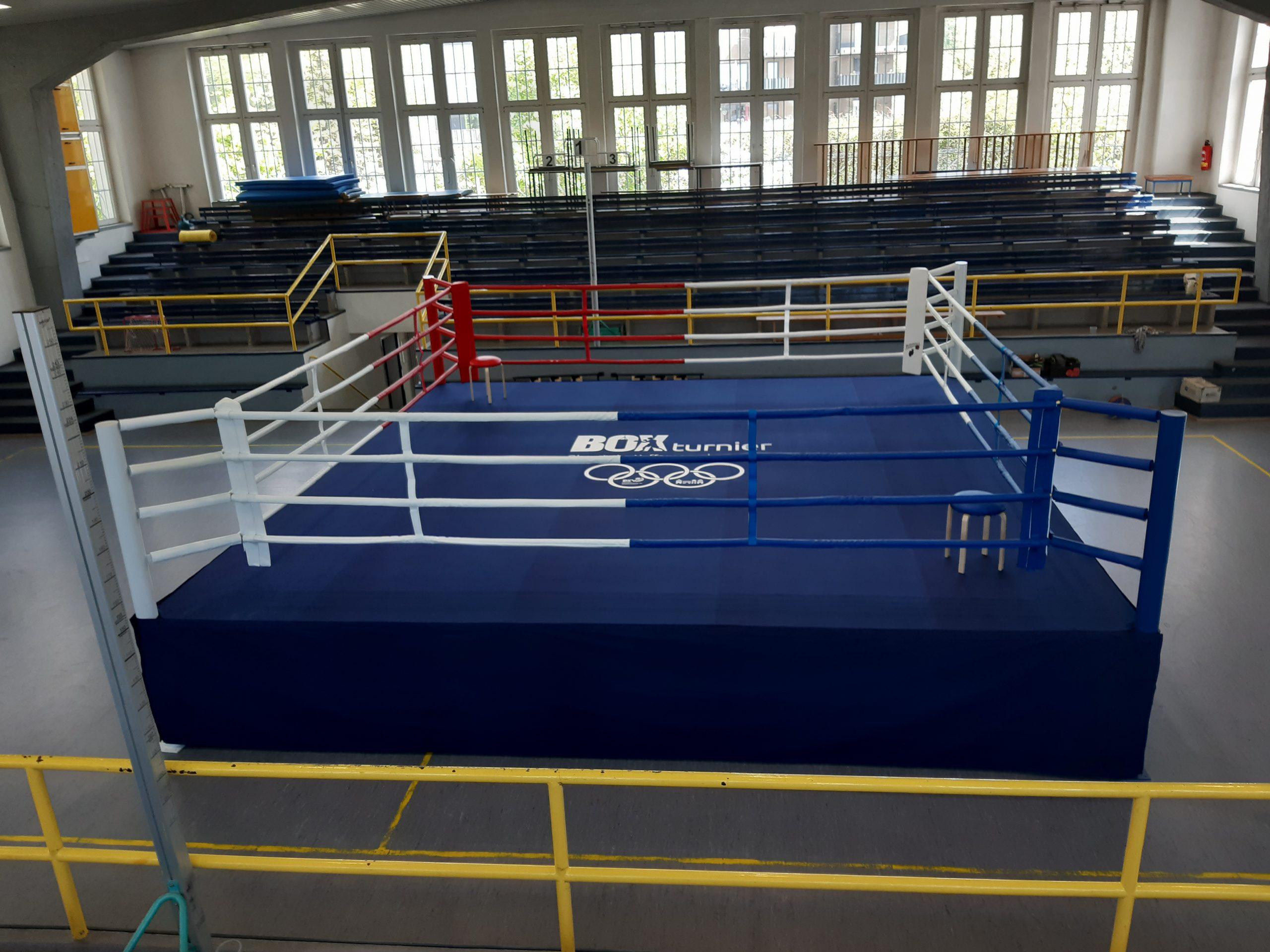 Boxhochring Neubrandenburg
